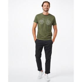 tentree Elms Classic T-Shirt Uomo, verde
